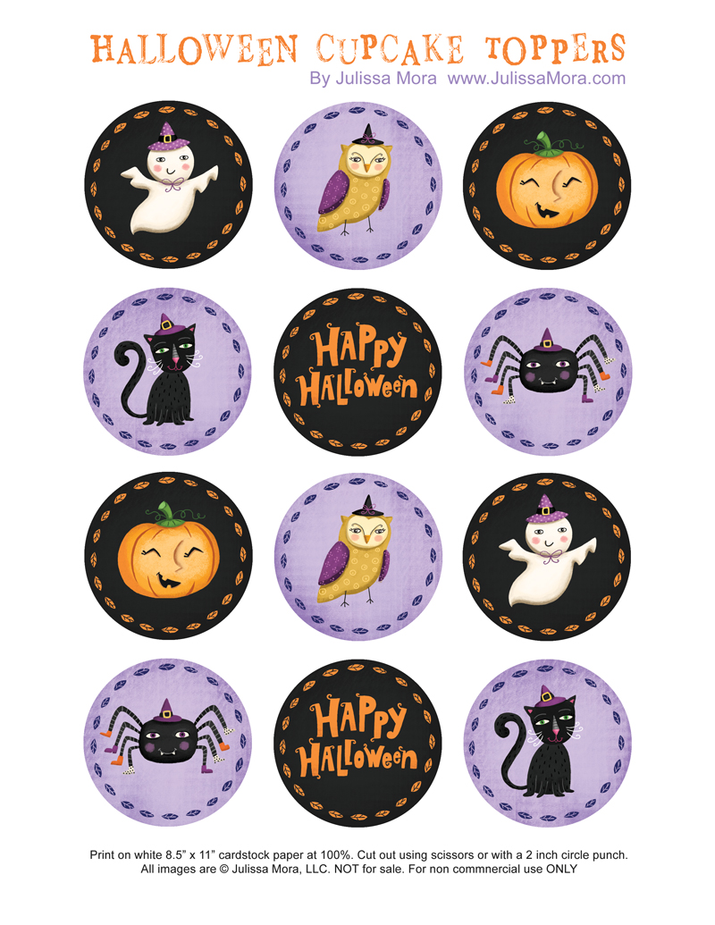 Cake Topper Halloween Costume