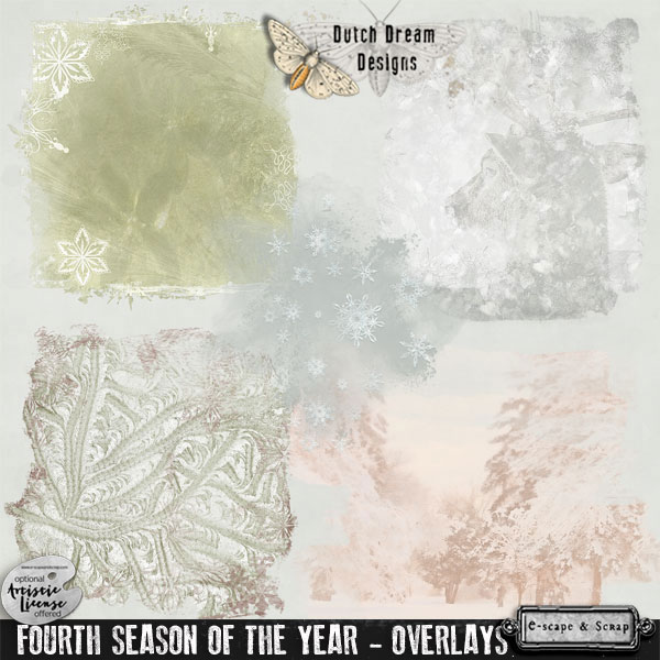 Fourth Season of the Year Overlays