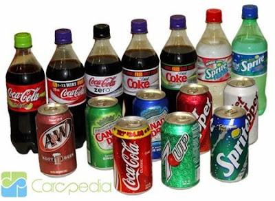 Inilah Penyakit Yang Disebabkan Karena Mengonsumsi Minuman Bersoda