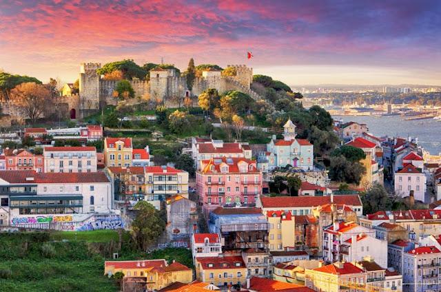 magnifique Castelo de São Jorge