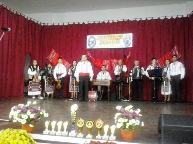 """Festivalul """"La portile dorului"""" editia a X- a, comuna Gemenele, jud. Braila ( I )"""