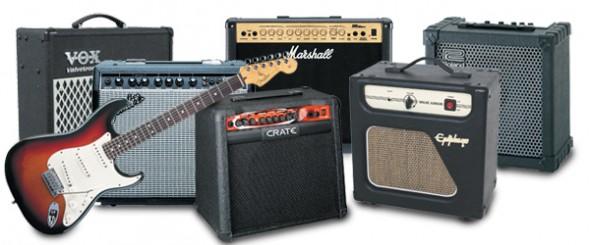 Tips Memilih Amplifier Gitar Yang Berkualitas