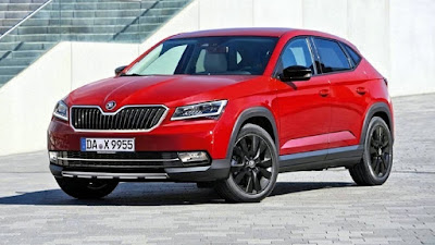 coming 2017 Skoda Kodiaq SUV realese time Hd Pictures 02