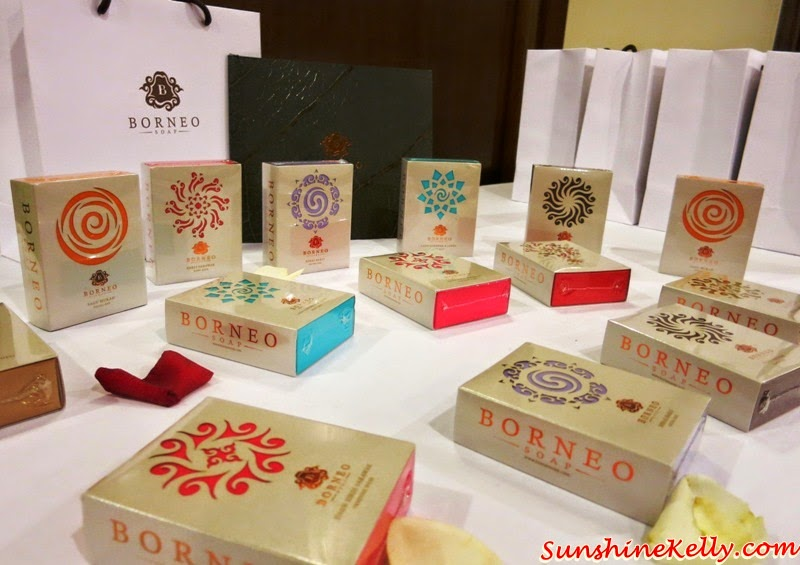 Borneo Soap, Borneo To The World, Gems from Rainforest, hand made soap, natural soap, hand craft soap