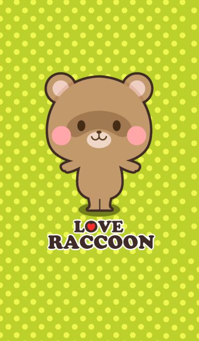 Lovely Raccoon ver1