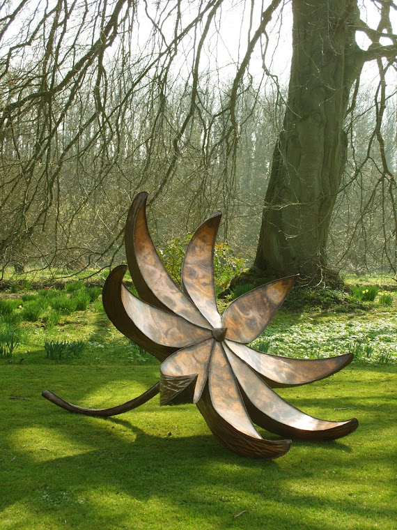 Copper Sculpture