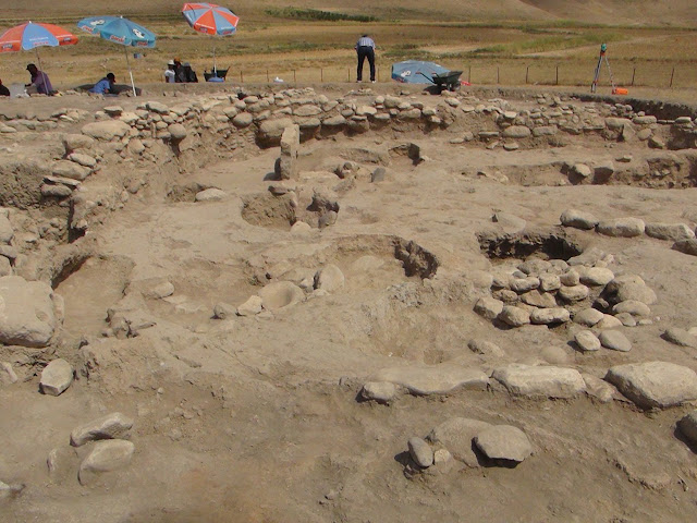 11,500-year-old settlement unearthed in Hasankeyf