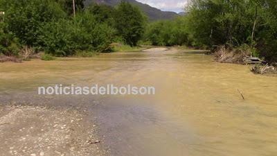 Resultado de imagen para inundacion en el foyel