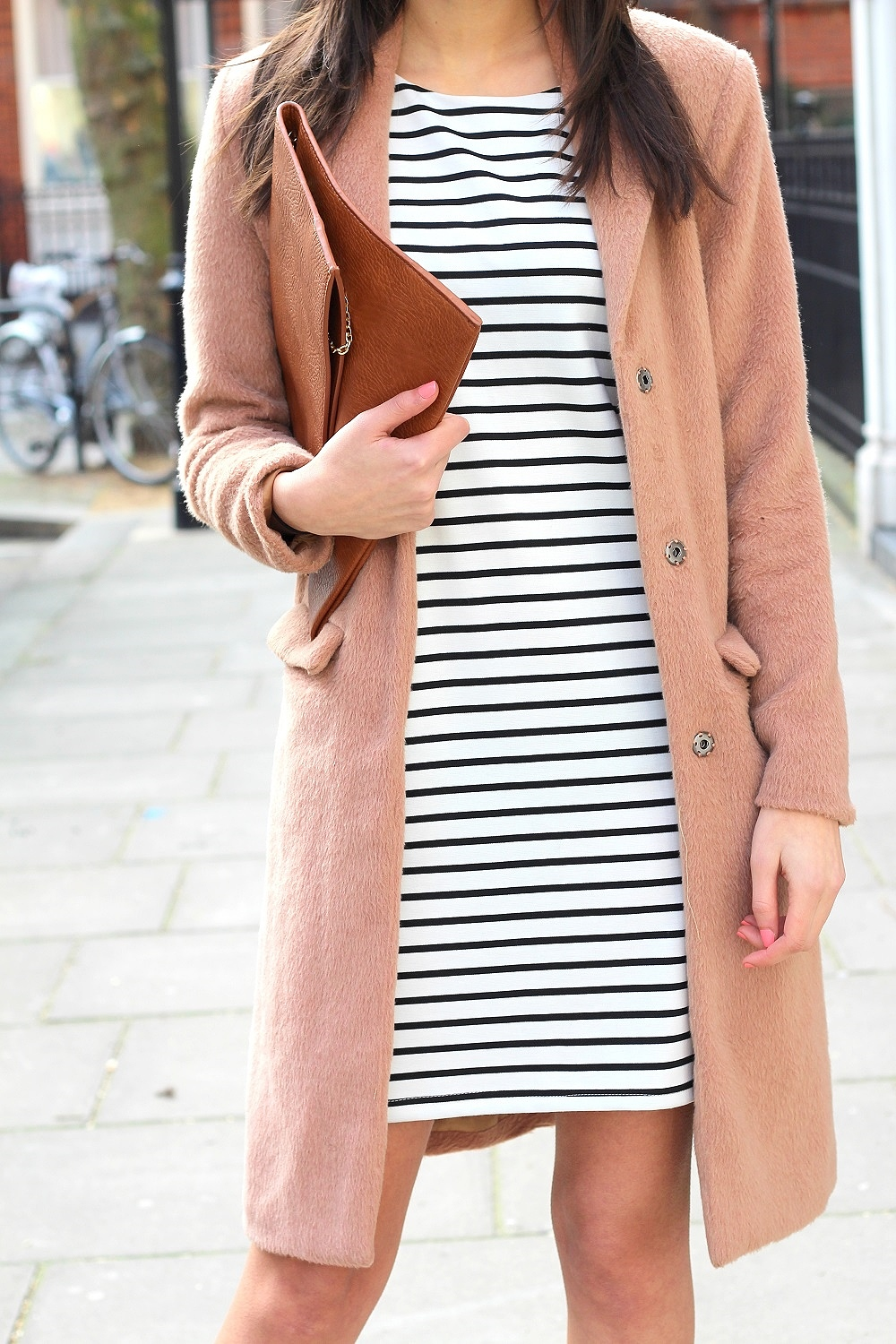 vila breton stripe dress