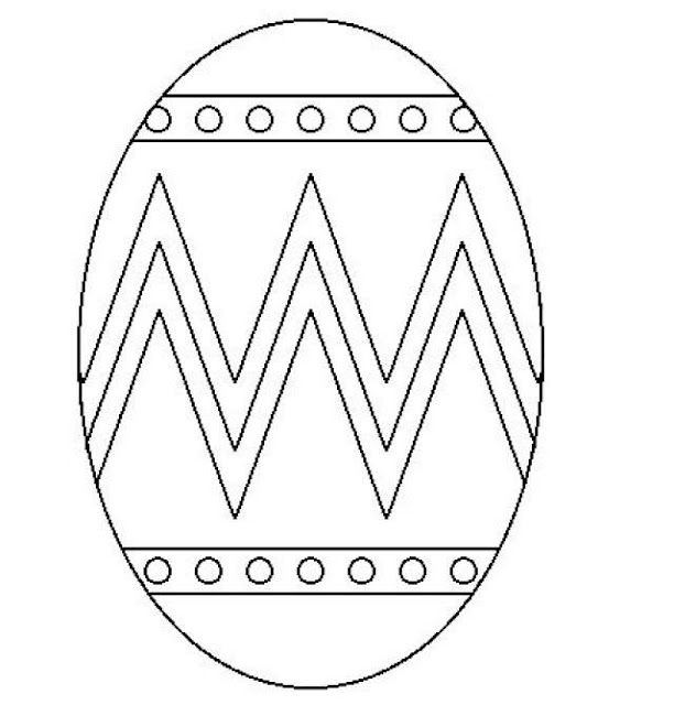 Best Easter Egg Images For Drawing