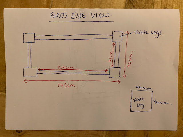 DIY Table Plans