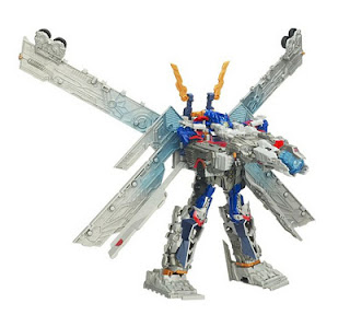 Mechtech Ultimate Optimus Prime