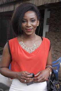 Checkout Photos From Genevieve Nnaji's Secret Wedding