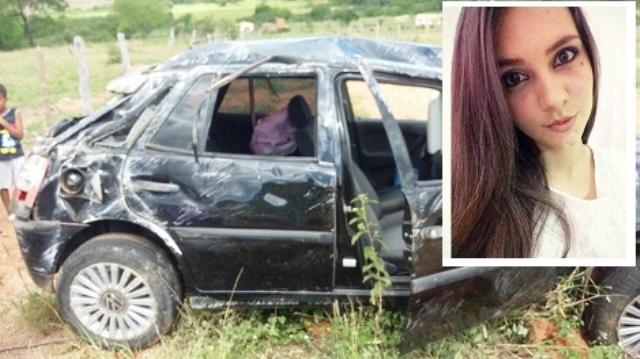Mulher morre e bebê fica ferido após carro capotar entre Jussiape e Abaíra