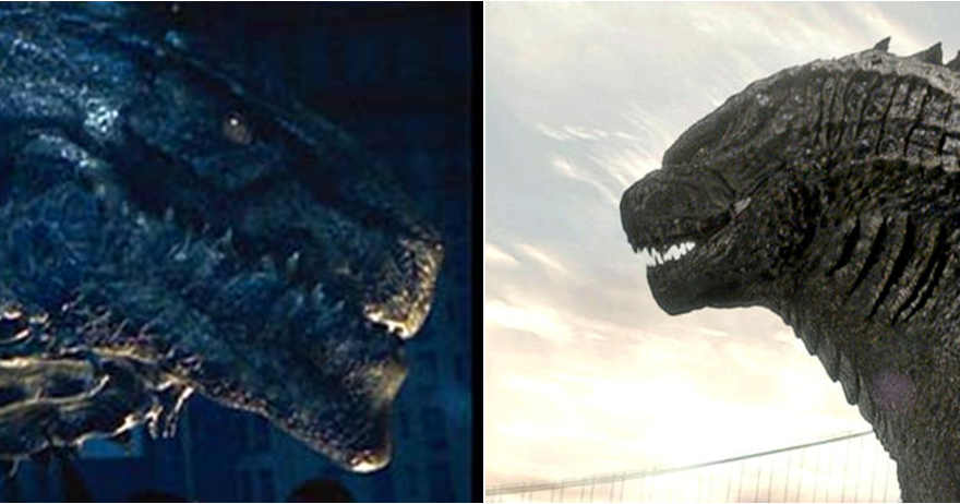 The Big Picture: Godzilla (1998) vs. Godzilla (2014): A ...