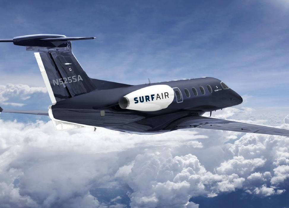 SURF AIR'S 5TH ANNIVERSARY BRINGS BENEFITS TO MEMBERS