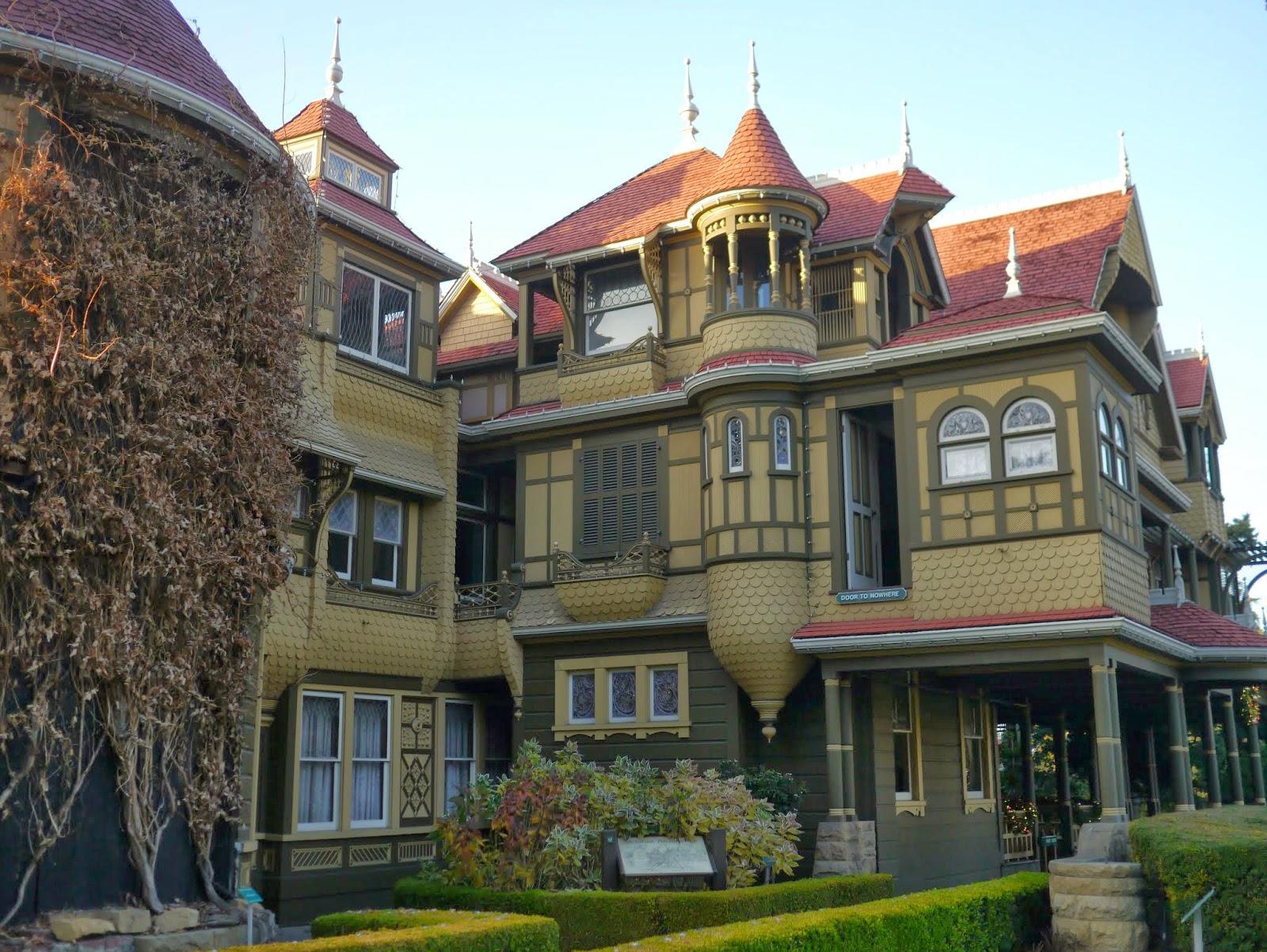 Winchester Mystery House Floor Plan Little Hiccups Winchester Mystery House San Jose