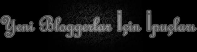 blogger olmak isteyenler yeni bloglar ne yapmalı, blogger, blog ipucu, blog yazmanın kolay yolu,