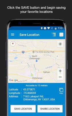 Save Location GPS Apk Download latest version