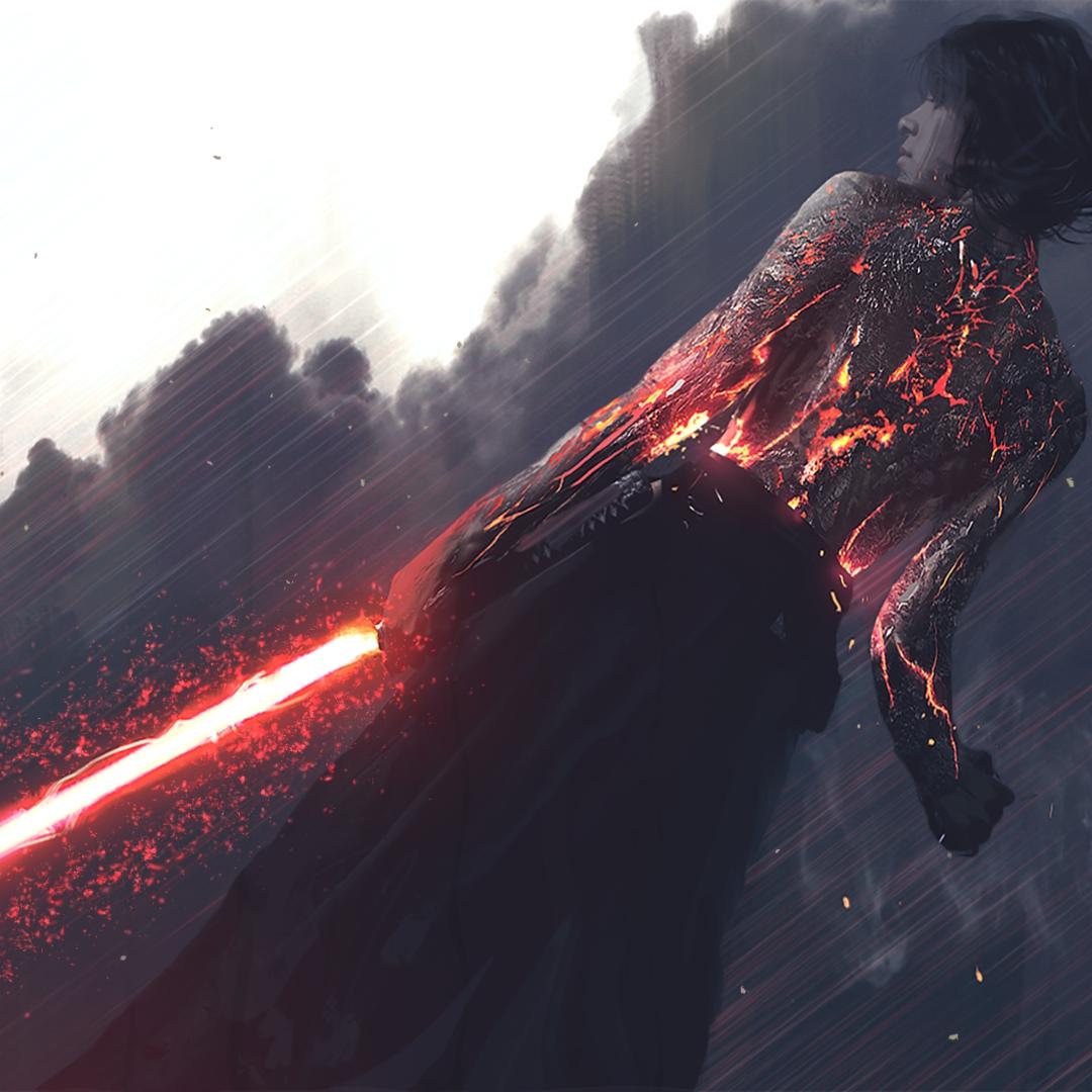 wallpaper engine Star Wars Dark Side Jedi free download ...