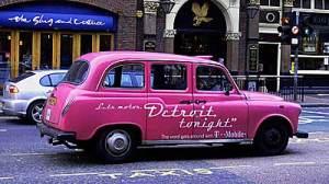 mini in gay london cabs