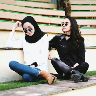 Fashion Hijab Remaja