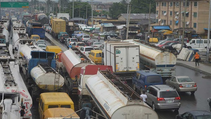 Apapa gridlock: Businesses relocating to neighbouring countries – Maritime union
