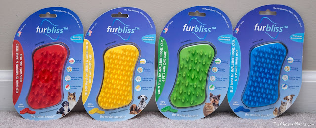 Furbliss pet brushes