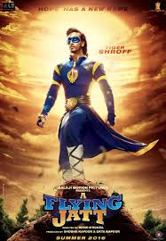 A Flying Jatt (2016) Bollywood Movie