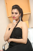 Priyanka in Sleeveless Black Slim Dress Spicy Pics ~  Exclusive 01.JPG