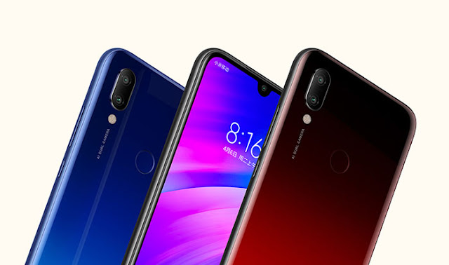 Review Redmi 7