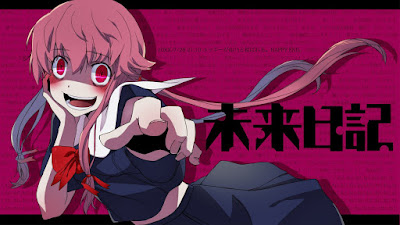 First Of All Anime That Have A Yandere Type Character In Them Tendency To Be Phsycological Bloody And Horrifying Prominent Example Can Mirai