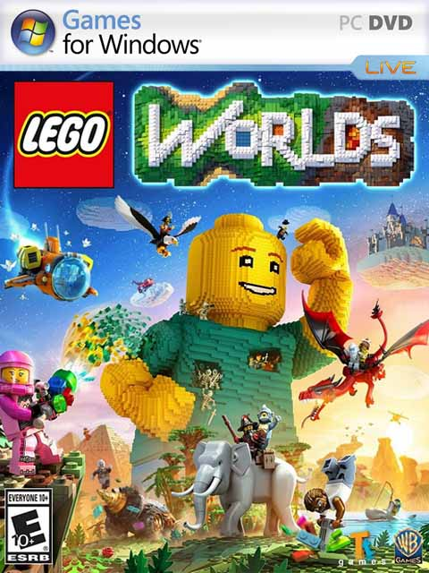 تحميل لعبة LEGO Worlds Classic Space برابط مباشر + تورنت