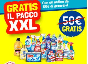 PROMORISPARMIO Gratis 50 euro di prodotti con Casa Henkel