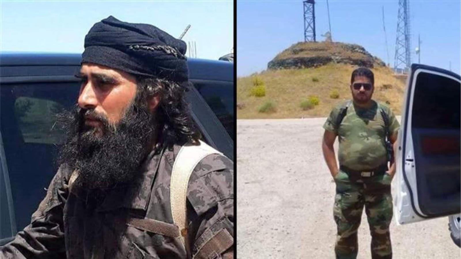 Komandan militan melarikan diri dari Suriah selatan ke Israel