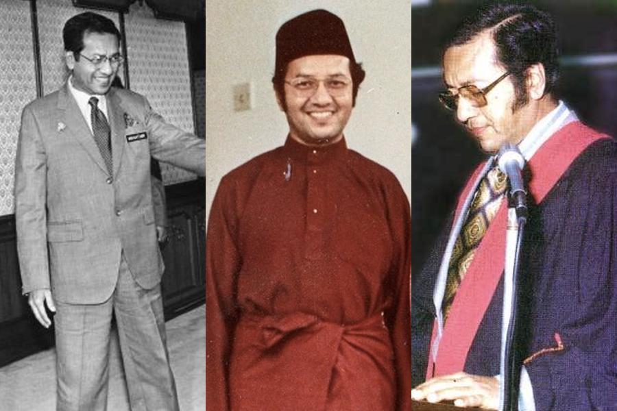 Xxiii Alpha Logy Tun Dr Mahathir Mohamad Build Leadership Skill