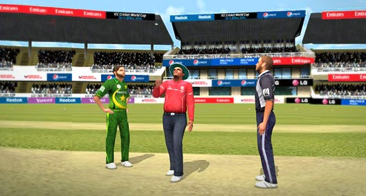 ICC Cricket World Cup 2011 Full Version PC Game Download ...