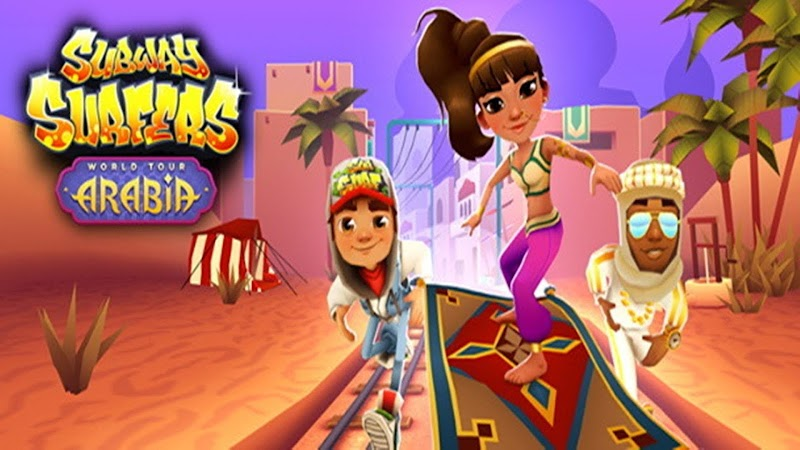 Subway Surfers MOD APK [Unlimited Coins/Keys] V1.51.1 For Android