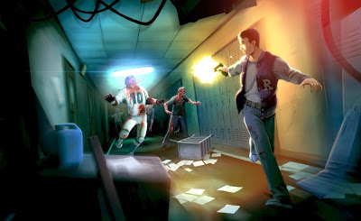Corridor Z - The Zombie Runner MOD APk v1.3.1 Unlimited Money Game Offline Terbaru.