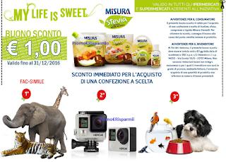 Logo Concorso e buono sconto Stevia: vinci gratis con My friend is sweet