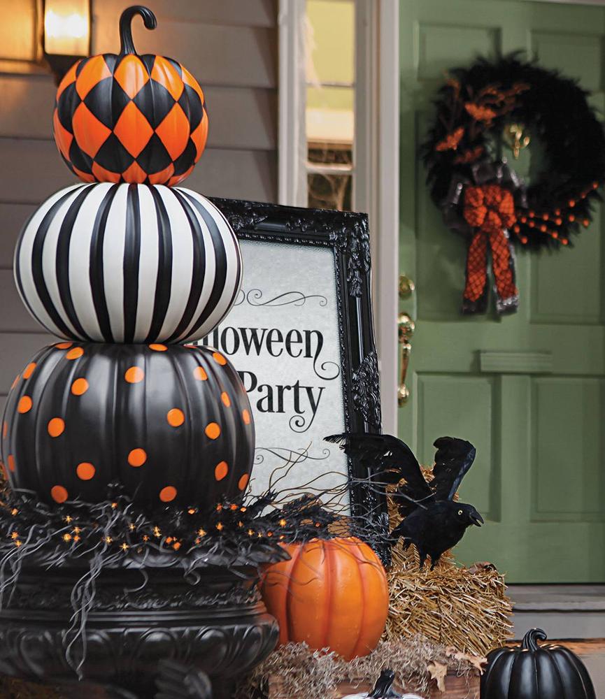 LOOKandLOVEwithLOLO: Halloween Decor from Grandin Road