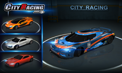 Mod City Racing 3D Apk Terbaru