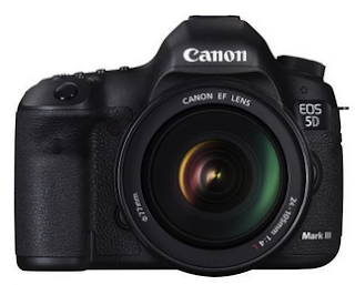 Canon EOS 5D Mark III Firmware Free Download