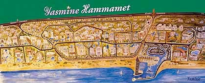 visite a hammamet