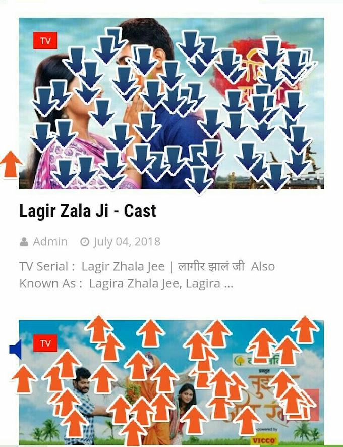 Lagir Zala Ji - Cast