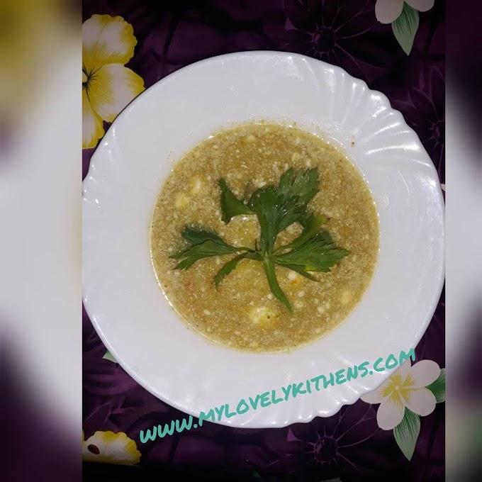 Cream Soup-Krem supa