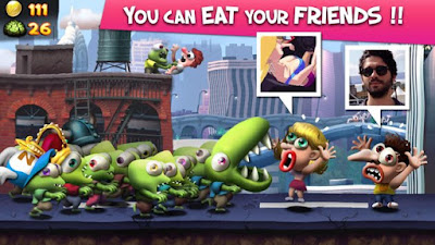 Download Game Zombie Tsunami V3.3.0 MOD Apk Terbaru