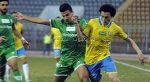الاتحاد السكندري يحقق فوز كبير على فريق الإسماعيلي بثلاث اهداف في الدوري المصري