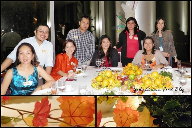 USPB And USDA Thanksgiving Dinner At Restaurant 9501 With