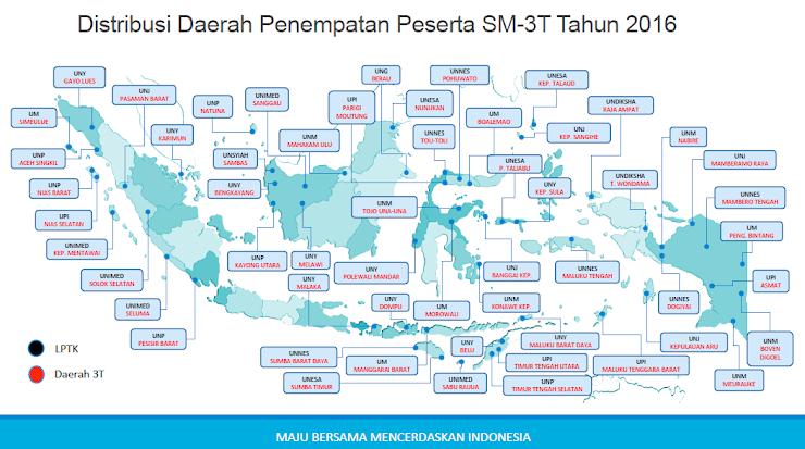 Negara Hadir Untuk Tingkatkan Pendidikan di Daerah 3T